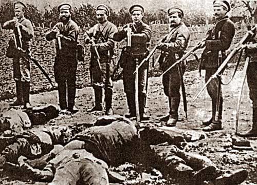 Гражданская война в россии часть 1