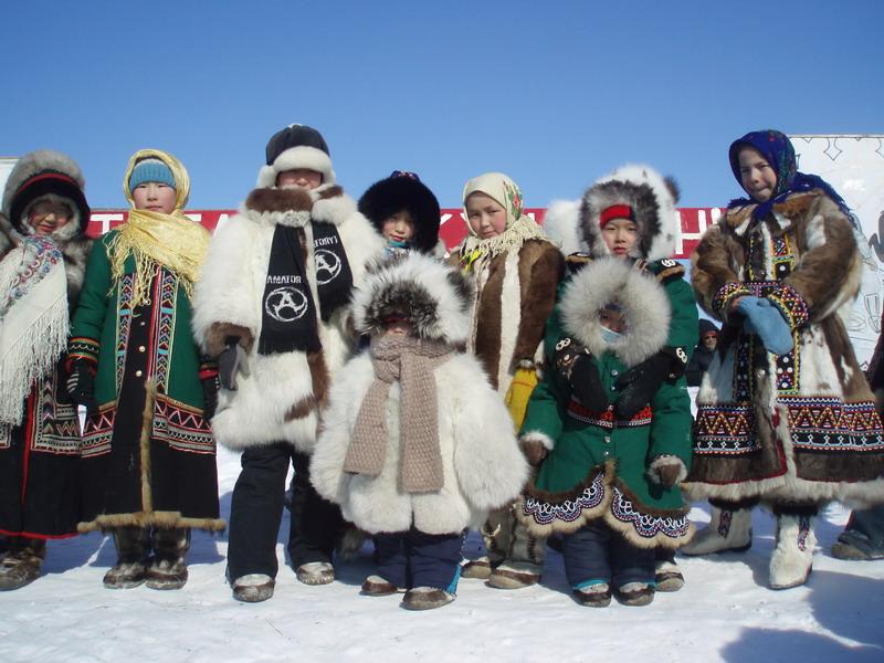 Народы России Якуты Презентация 3 Класс